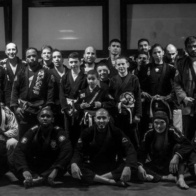 Open mat f.f mai 2016. Hard roll crew