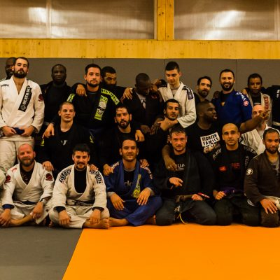 OPEN MAT SEPT 2016