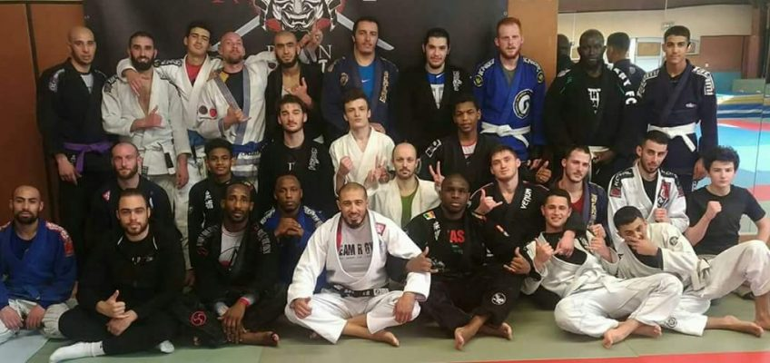 Open mat Ronin team jjb