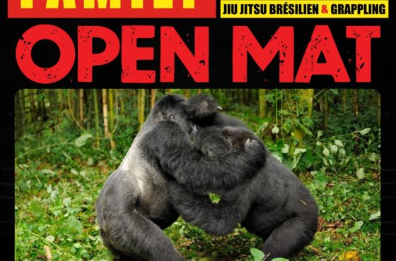 Open mat 6 oct