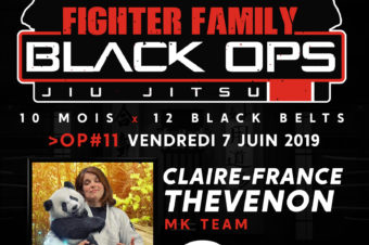 Black OPS 11- CLAIRE FRANCE